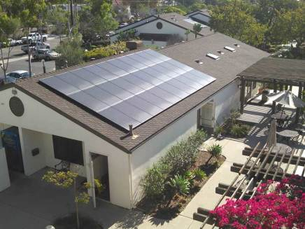 solar panel cleaning Santa Barbara, CA